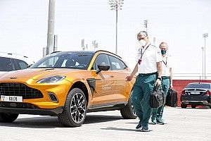 """Szafnauer: """"Aston Martin, 2021 aracını geliştirmeye devam edecek"""""""