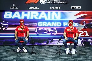 Villeneuve ostrzega Leclerca
