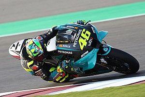Resumen: la jornada del domingo del test de MotoGP en Qatar