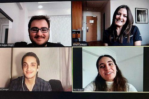 Motorsport.com Türkiye'nin, McLaren F1 aerodinamik mühendisi Emel Cankaya ile röportajı