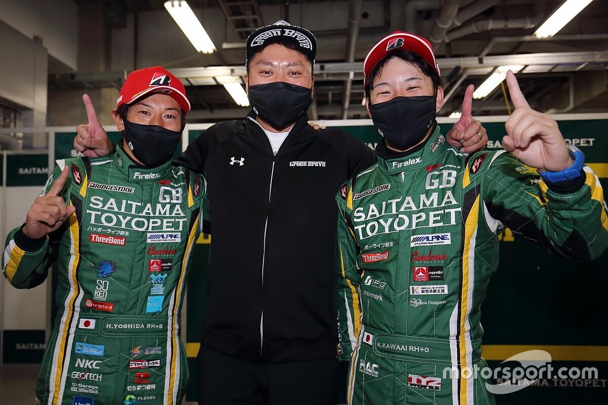 「いつも通りやり、優勝を目指すだけ」52号車の吉田&川合、初PPからの決勝に意気込む