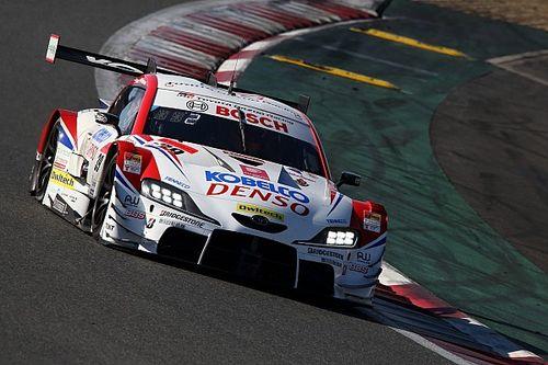 Kovalainen buoyed by best Super GT grid slot since 2016
