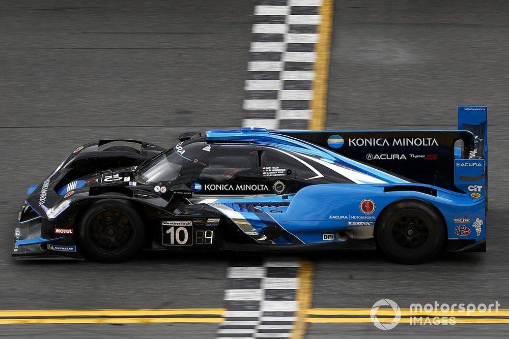 24h Daytona: trionfo Acura, doppiette Corvette-Mercedes