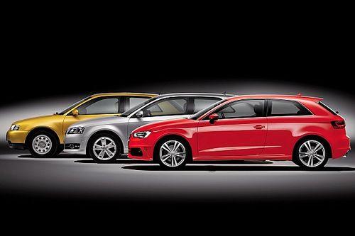 Audi A3: 25 anni, 4 generazioni e 10 informazioni fondamentali