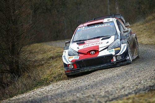 Evans lidera el shakedown del Rally de Croacia