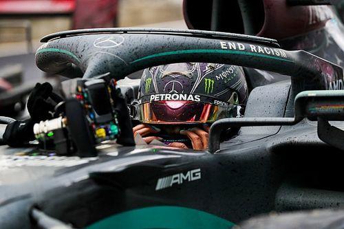 【動画】7度目のタイトル獲得を決めたハミルトン、感慨に浸る|2020年F1第14戦トルコGP決勝