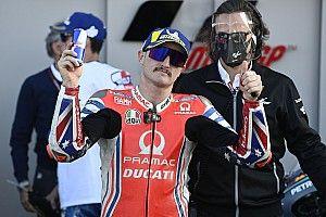 Bos Ducati Optimistis Miller Rebut Gelar Juara