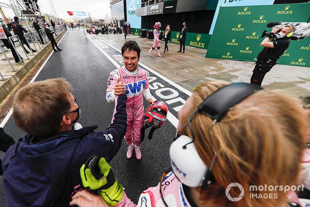 """Perez: """"Formula 1'den başım dik ayrılacağım"""""""