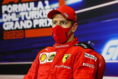 Vettel powiedział, kiedy odejdzie