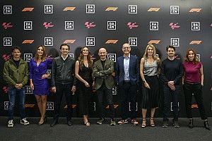 DAZN presenta el 2021 de MotoGP y F1 con la 'bendición' de Alonso y Mir