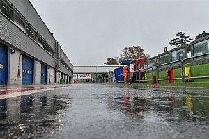 Gara 2 di Formula Regional e F4 sospese per maltempo