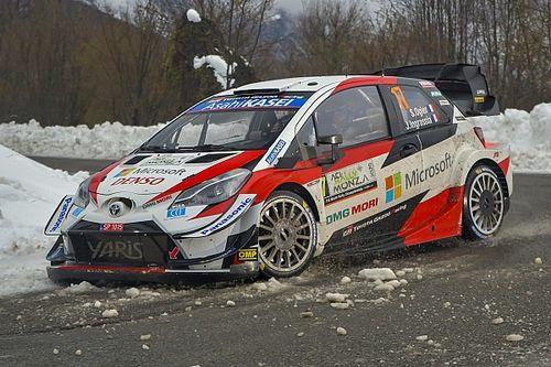 Ожье лидирует в Ралли Монца за день до финиша – и похоже, до седьмого титула в WRC