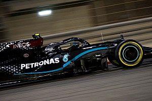Bottas gana la pole a Russell para el GP de Sakhir por 0s026