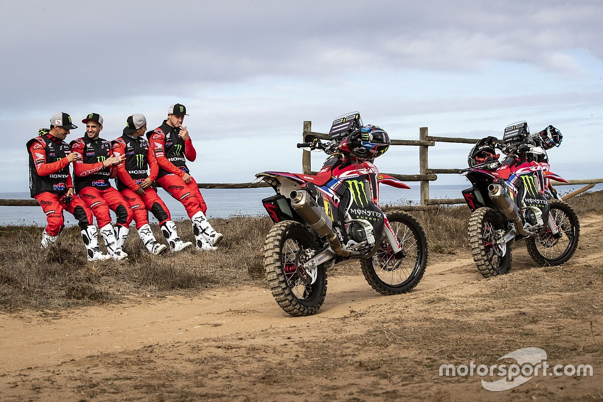 ¿Por qué la de motos es la categoría más abierta del Dakar 2021?