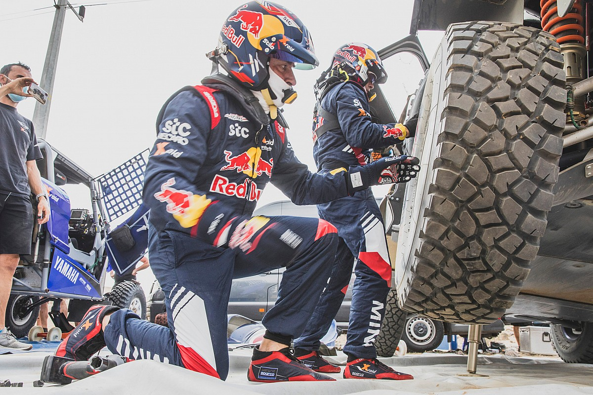 Sainz: El Dakar no se puede ser un rally de copilotos superestrellas