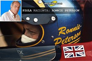 Podcast - Piola racconta: Ronnie Peterson