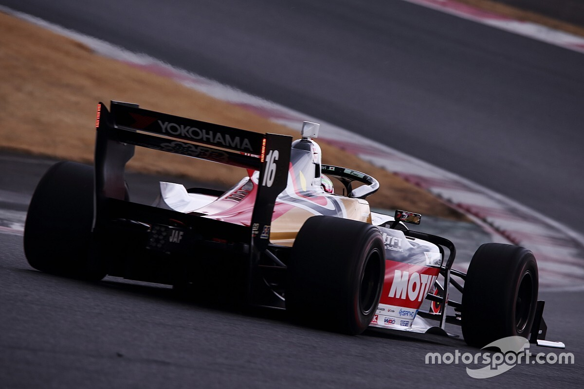 HPD offers Super Formula scholarship to FR Americas champion