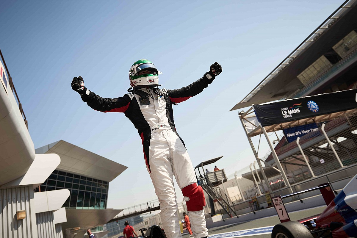 Enzo Trulli remporte un titre en Formule 4