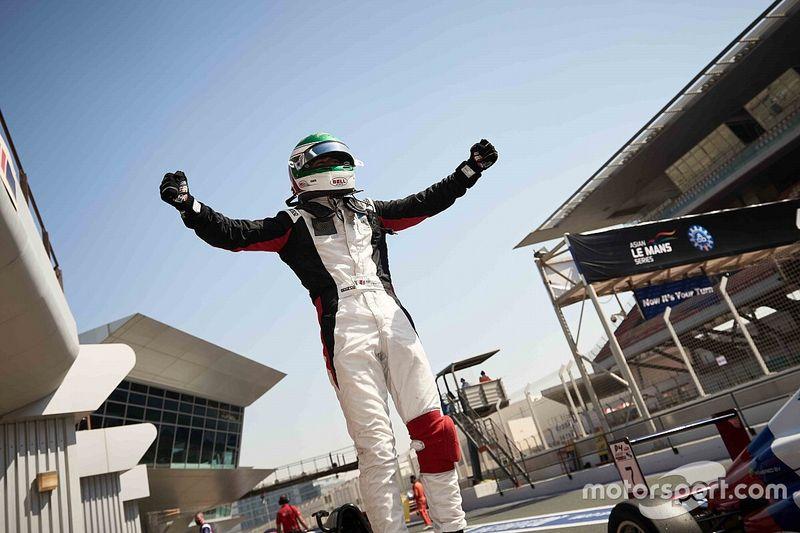 فورمولا 4 الإماراتية: ترولي يفوز بلقب 2021 في دبي وحمدة القبيسي في المركز الرابع
