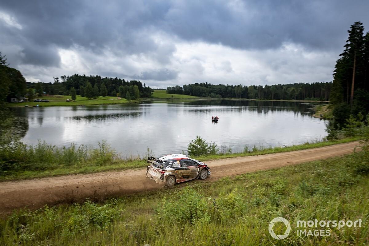 Estonia z rundą WRC 2022