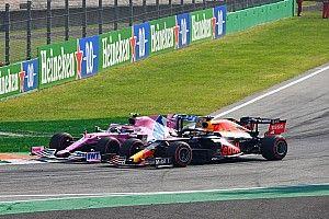 """Verstappen: """"Motor sorunu yaşadık"""""""