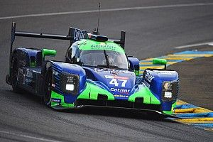 """Le Mans: la """"Cenerentola"""" Cetilar Racing in Top10 LMP2 alla 24h"""