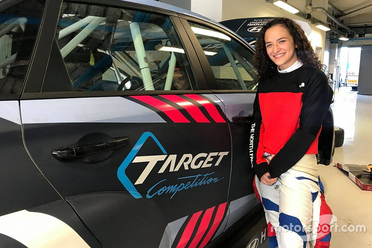 TCR Italy: Francesca Raffaele passa sulla Hyundai di Target
