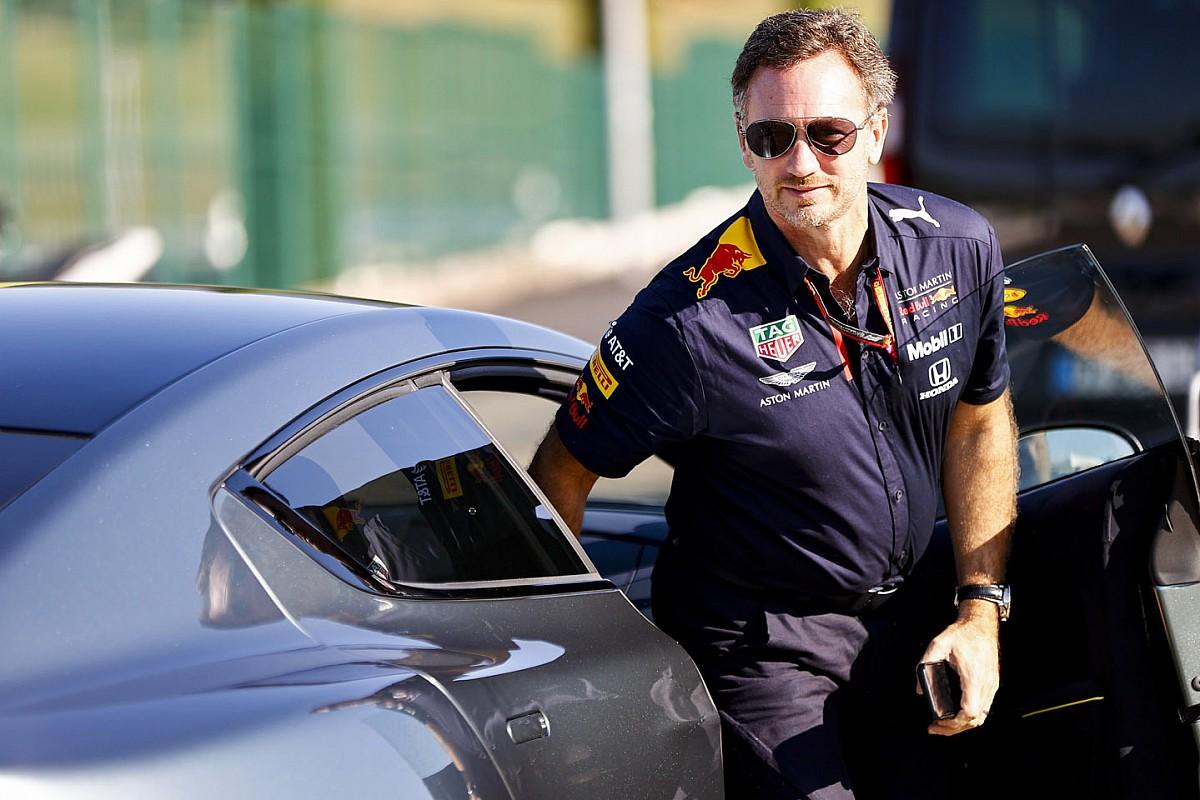 """Horner grapt: """"Wolff doet alles om ons geen motor te leveren"""""""