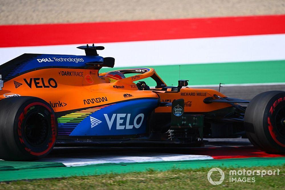 F1: McLaren seguirá involucrando a Sainz en sus evoluciones
