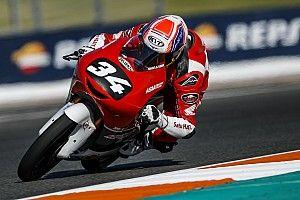 Mario Suryo Aji Kembali Bertarung di CEV Moto3