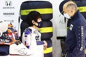 実に印象的……角田F1初走行を見守ったアルファタウリ代表「次のテストも楽しみ」
