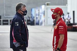 Vettel, con ganas de centrarse en Aston Martin