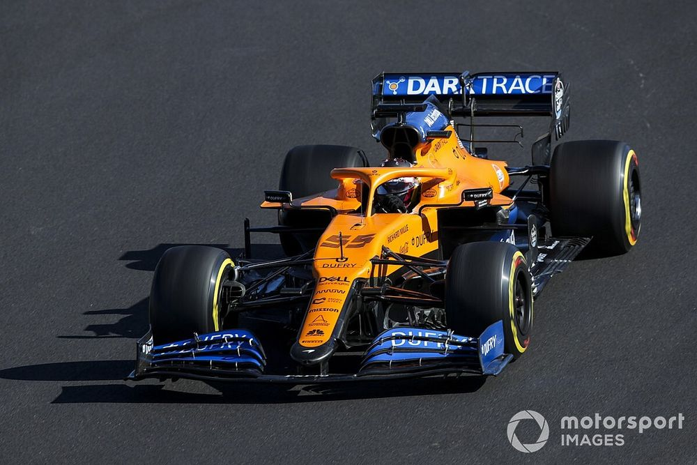 """McLaren, F1 güncellemelerinde """"bir sonraki adımı"""" attı"""