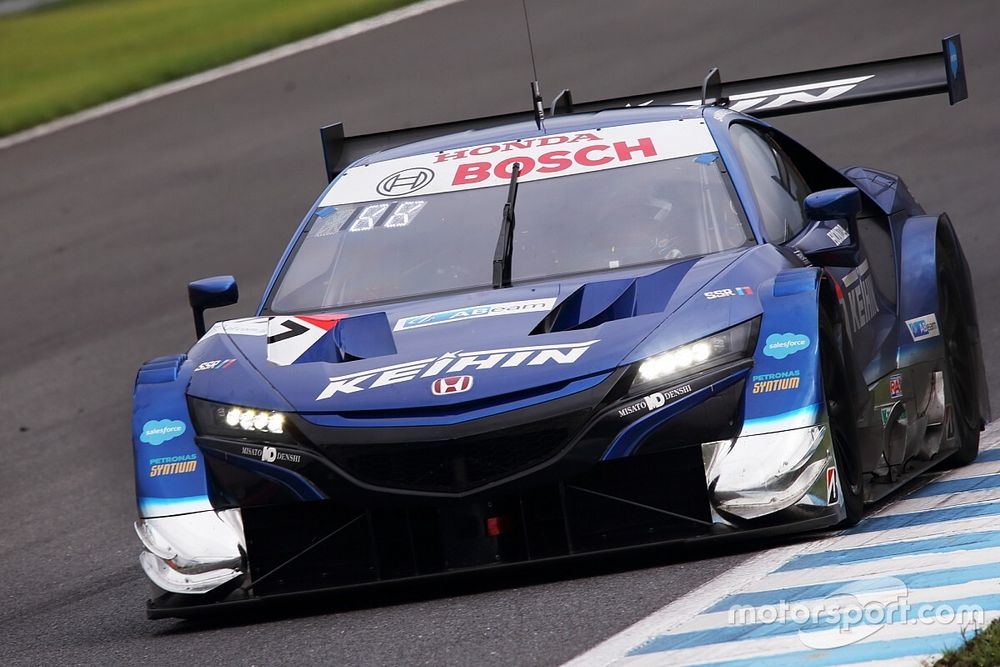 """Honda: Real Racing has found new NSX-GT's """"sweet spot"""""""