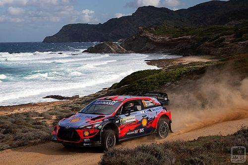 Horarios y dónde ver el Rally de Cerdeña 2021 del WRC