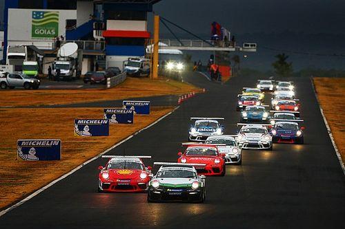 AO VIVO: Assista às corridas do sábado da Porsche Cup em Goiânia