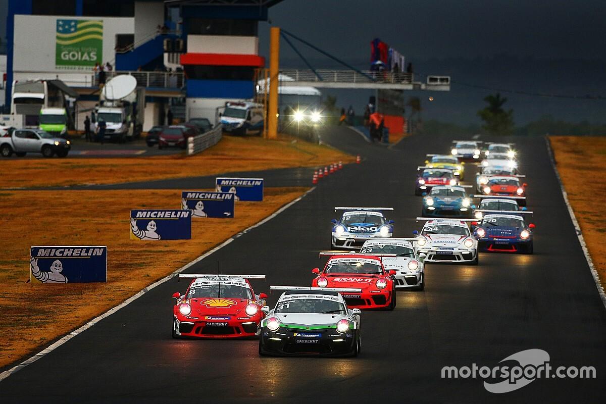 TABELA: Após corridas de sexta-feira, confira a classificação da Porsche Cup