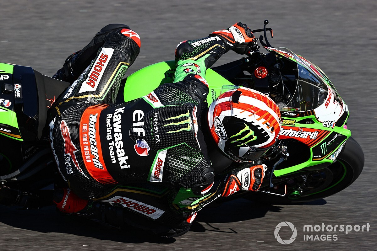 Rea 'one of the top five in the world', says crew chief