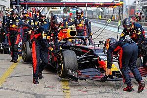 Horner: Punctured radiator led to Albon's Eifel GP retirement