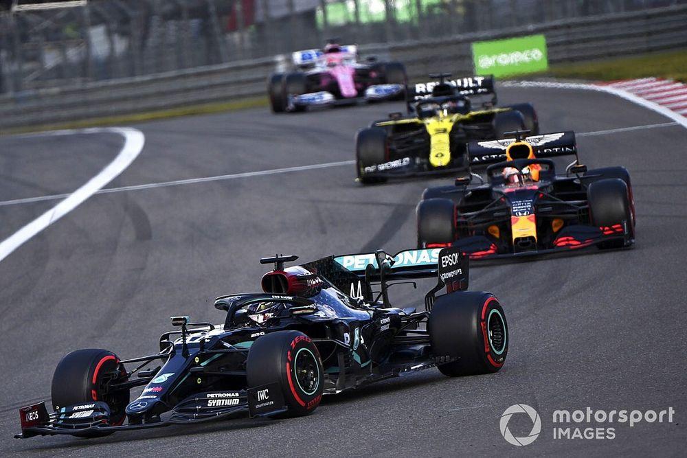 F1: Mercedes rebate Red Bull e diz que DED não foi decisivo em Nurburgring