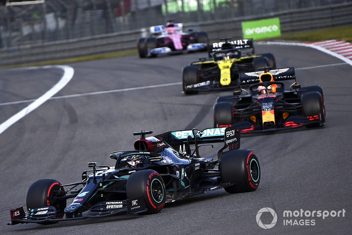 "DAS not a ""game-changer"" for Mercedes at Nurburgring"