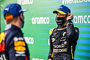 Ricciardo reveals tattoo details after winning F1 podium bet