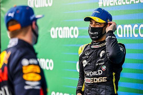 Ricciardo revela detalles de su apuesta tras lograr el podio