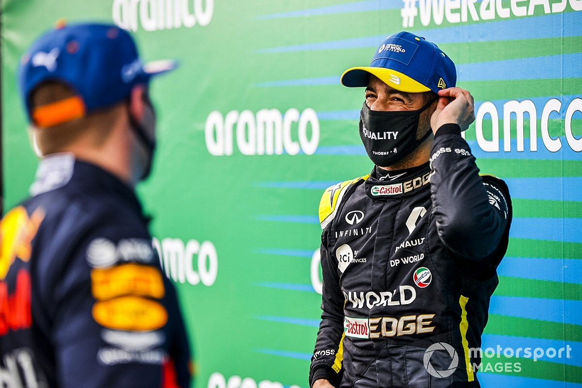 """Ricciardo: """"Çok uzun zamandır bunu bekliyorduk"""""""