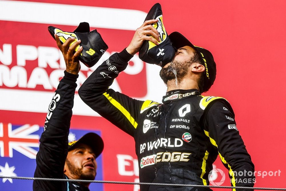 Ricciardo vince il Motorsport.com Italian Trophy (Ghini)