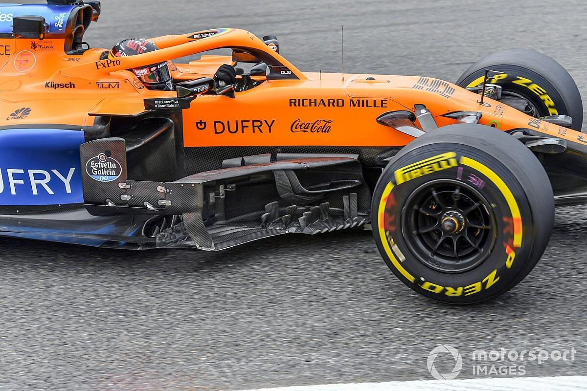 McLaren, Coca Cola ile olan kontratını uzattı
