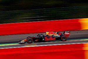 "Albon welcomes ""more predictable"" Red Bull F1 car"
