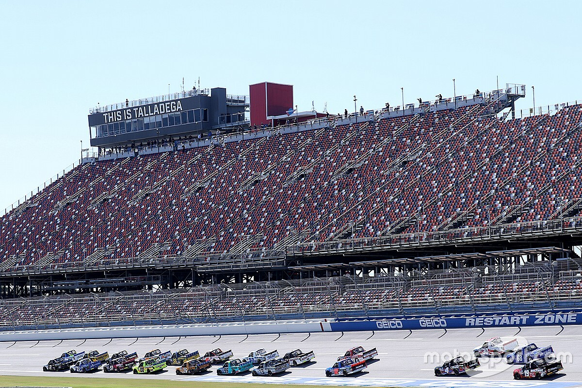 Two drivers eliminated from NASCAR Truck Series playoffs