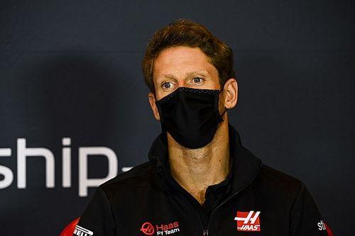 Grosjean conversa com equipes da Indy após 'sair' da Haas na F1