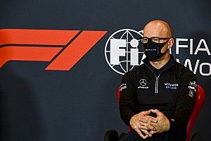 A Williams csapatfőnöke is kihagyja a Török Nagydíjat, elkapta a koronavírust